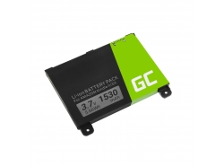 Green Cell ® Batería 170-1012-00 DR-A011 para Amazon Kindle 2 II DX D00511 D00611 D00701 D00801 Wi-Fi, E-book capacidad 1530mAh