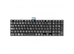 Green Cell ® Teclado para Toshiba Satellite L850 L855 L870 NSK-TM0GQ QWERTY ES