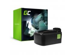 Green Cell ® Akku für Festool BPC18 18V 3Ah