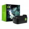 Batería Green Cell (5Ah 18V) BP 18 Li BPC 18 499751 500059 500435 para Festool T 18+3 C 18 AGC BHC DRC PDC HKC 55 PSBC 400