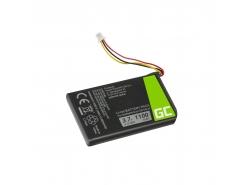Batería Green Cell ® 361-00056-01 para Garmin Nuvi 53 53LMT 55 55LM 56 65 65LM 66 66LM, Células Li-Ion 1100mAh 3.7V