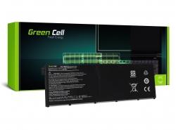 Green Cell Batería AC14B13J AC14B13K AC14B18J para Acer Aspire E 11 ES1-111M ES1-131 E 15 ES1-512 ES 15 ES1-533