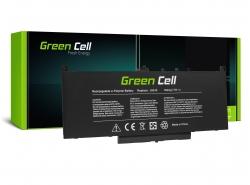 Batería para portátil Green Cell J60J5 para Dell Latitude E7270 E7470