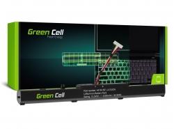 Green Cell Batería A41N1501 para Asus ROG GL752 GL752V GL752VW Asus VivoBook Pro N552 N552V N552VW