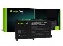 Green Cell Batería BK03XL para HP Pavilion x360 14-BA 14-BA015NW 14-BA022NW 14-BA024NW 14-BA102NW