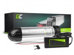 Batería recargable Green Cell Bottle 36V 11.6Ah 418Wh para bicicleta eléctrica E-Bike Pedelec