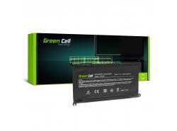 Green Cell Batería WDX0R para Dell Inspiron 13 5368 5378 5379 15 5567 5568 5570 5578 5579 7560 7570 Vostro 14 5468 15 5568