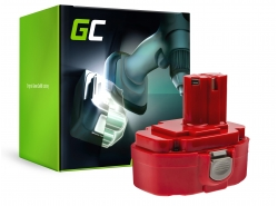 Herramienta de batería Green Cell ® para Makita 1815 1822 1835 192828-1 4334D 18V 3Ah