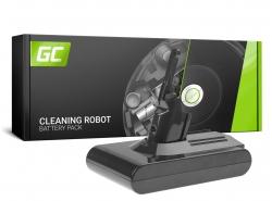 Green Cell® Batería (3Ah 21.6V) 967834-02 967834-05 para Dyson V8 SV10 Absolute Pro Vacuum Animal Plus