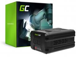 Green Cell® Batería (2Ah 80V) GBA80200 2901302 para GreenWorks Pro 80V GHT80321 GBL80300 ST80L210