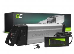 Batería Batería Green Cell Silverfish 24V 11.6Ah 278Wh para bicicleta eléctrica e-bike pedelec