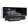 Green Cell PRO Batería FPCBP145 para Fujitsu-Siemens LifeBook E751 E752 E782 P771 P772 T580 S710 S751 S752 S760 S762 S782
