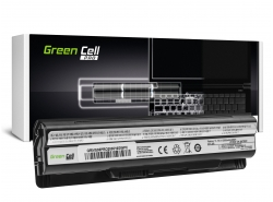 Batería Green Cell PRO BTY-S14 BTY-S15 para MSI CR650 CX650 FX400 FX600 FX700 GE60 GE70 GP60 GP70 GE620
