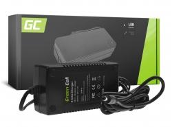 Green Cell® Ladegerät 42V 2A für E-Bike 36V Li-Ion Akku mit Rundstecker 5.5*2.1mm