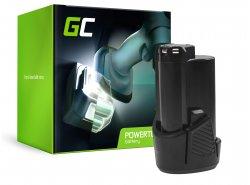 Green Cell® Batería (2.5Ah 12V) 5130200008 BSPL1213 B-1013L para Ryobi RCD12011L RMT12011L RRS12011L BB-1600 BHT-2600