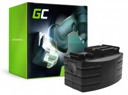 Batería (3Ah 12V) 489003 489731 BPH12T Green Cell para Festool TDD 12 ES FX MH