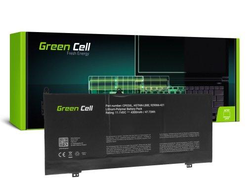 Green Cell Batería CP03XL para HP Spectre x360 13-AE 13-AE001NW 13-AE002NW 13-AE003NW