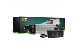 Batería recargable Green Cell Silverfish 24V 8.8Ah 211Wh para bicicleta eléctrica e-bike pedelec