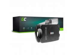 Batería recargable Green Cell Frog 36V 11.6Ah 418Wh para bicicleta eléctrica E-Bike Pedelec