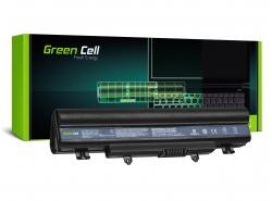 Green Cell Batería AL14A32 para Acer Aspire E14 E15 E5-511 E5-521 E5-551 E5-571 E5-571G E5-571PG E5-572G V3-572 V3-572G