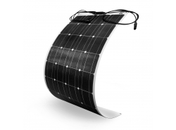 Flexible Solar panel Módulo solar Green Cell GC Solar Panel 100W / Monocristalino / 12V 18V / ETFE / MC4