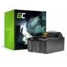 Herramienta de batería Green Cell ® para Makita BL1830 BDF450SFE BTL061RF BTW450RFE