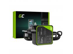 Netzteil / Ladegerät Green Cell PRO 20V 2A 40W für Lenovo Yoga 3 i Lenovo Yoga 3 PRO