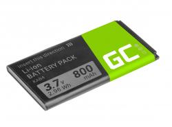 Batería para teléfono móvil Green Cell ® KAB4 para Kazam Life B4 Maxcom MM720