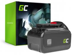 Batería Green Cell (4.5/1.5Ah 18/54V) DCB546 DCB546XJ DCB547 DCB548 DCB184 para DeWalt XR Flexvolt DCD776 DCF899P2 DCD796P2