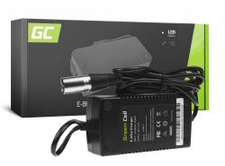 Green Cell ® Netzteil / Ladegerät für Akkus für Elektrofahrräder 36V 2A