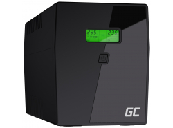 Green Cell ® UPS Micropower 1500VA