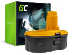 Green Cell® Batería (3Ah 18V) A9277 A9282 DE9093 DE9503 para DeWalt / Black&Decker CD18C DCS392 DW056 DW938 DW960 DW989 DW997