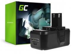 Batería Green Cell ® ONE + RB18L50 RB18L15 para herramienta RYOBI R18AG0 R18JS0 R18PDBL RCD18022L RID1801M RMT1801M