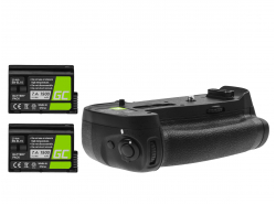 Grip Green Cell MB-D18 para la cámara Nikon D850