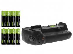 Grip Green Cell MB-D12H para la cámara Nikon D800 D800E D810 D810A