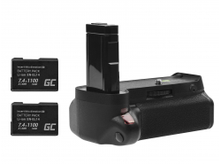 Grip Green Cell BG-2F para la cámara Nikon D3100 D3200