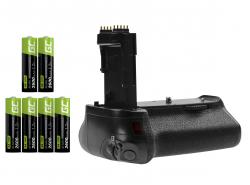 Grip Green Cell BG-E14H para la cámara Canon EOS 70D 80D