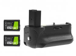 Grip Green Cell VG-A6300RC para la cámara Sony A6000 A6300