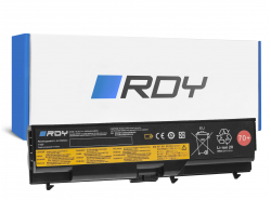 RDY Batería 45N1001 para Lenovo ThinkPad L430 L530 T430 T430i T530 T530i W530