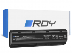RDY Batería MU06 593553-001 593554-001 para HP 240 G1 245 G1 250 G1 255 G1 430 450 635 650 655 2000 Pavilion G4 G6 G7