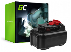 Batería Green Cell (5Ah 10.8V) DCB120 DCB124 DCB121 DCB127 para DeWalt DCD710 DCF815 DCT416 DCF813 DCF813N DCD710N DCF815N