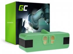 Batería Green Cell (5.2Ah 14.4V) 80501 X-Life para iRobot Roomba 500 510 530 550 560 570 580 600 610 620 625 630 650 800 880