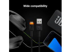 Cable Quick Charge 3.0, GC Ultra Charge, Samsung AFC