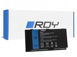 RDY Batería FV993 para Dell Precision M4600 M4700 M4800 M6600 M6700 M6800