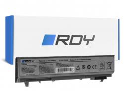 RDY Batería PT434 W1193 para Dell Latitude E6400 E6410 E6500 E6510 E6400 ATG E6410 ATG Precision M2400 M4400 M4500