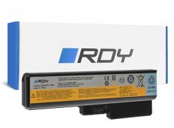RDY Batería L08L6Y02 L08S6Y02 para Lenovo B460 B550 G430 G450 G530 G530M G550 G550A G555 N500 V460 IdeaPad Z360