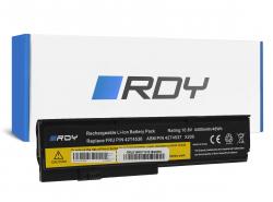 RDY Batería 42T4536 42T4650 para Lenovo ThinkPad X200 X200s X201 X201s X201i