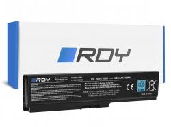 RDY Batería PA3817U-1BRS PA3818U-1BAS para Toshiba Satellite C650 C650D C660 C660D C665 L750 L750D L755D L770 L775