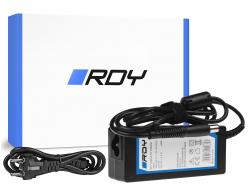Fuente de alimentación / cargador RDY 18.5V 3.5A 65W para HP 250 G1 255 G1 ProBook 450 G2 455 G2 Compaq Presario CQ56