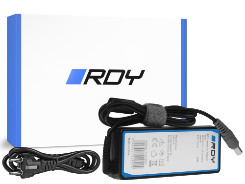 Fuente de alimentación / cargador RDY 20V 4.5A 90W para Lenovo T60 T60 X60 Z60 T400 SL500